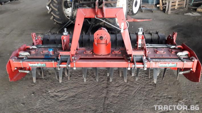 Брани Активна брана Breviglieri MEK 100/230 0 - Трактор БГ